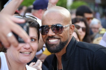 Shemar MOORE (S.W.A.T.)