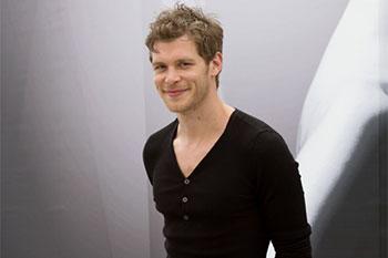 Joseph Morgan aka Klaus in The Vampire Diaries (2012)