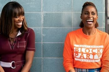 Issa et Molly d'Insecure