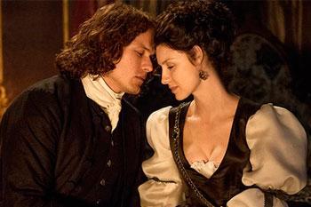 Claire et Jamie - Outlander