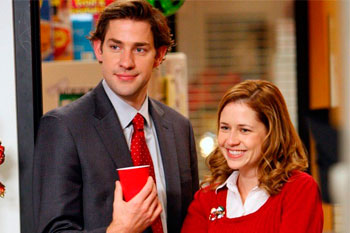Jim et Pam - The Office