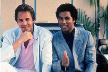 Sonny Crockett et Ricardo Tubbs