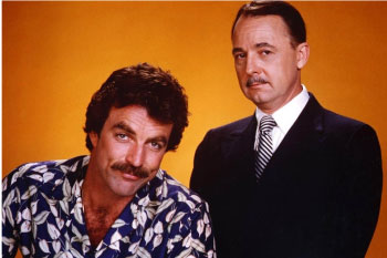 Magnum et Jonathan Quayle Higgins III