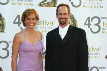 Mariska Hargitay & Chris Meloni