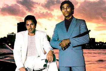 Sonny Crockett et Rico Tubbs - Deux flics à Miami