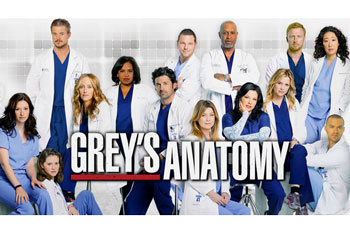>Greys's Anatomy